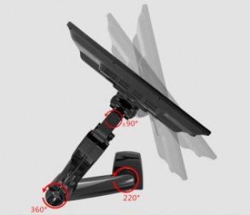 Northbayou F-80 asztali képernyőtartó konzol
