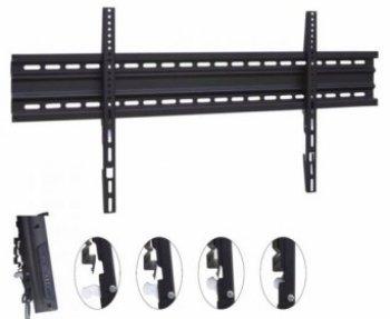 OMB SLIM 800 rögzített tartó LCD LED és PLAZMA TV-khez