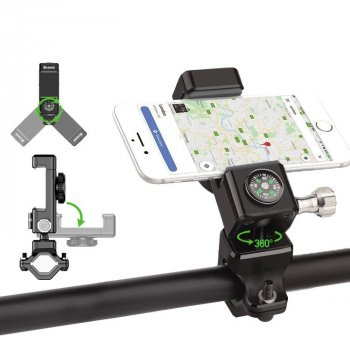 HS-Q003 erős mobiltelefontartó kerékpár kormányra
