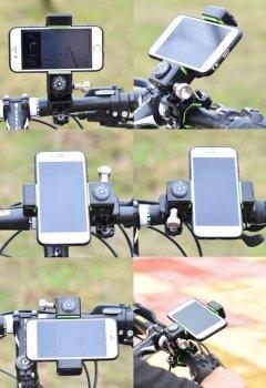Állítható mobiltelefon tartó a kormányra HS-Q003